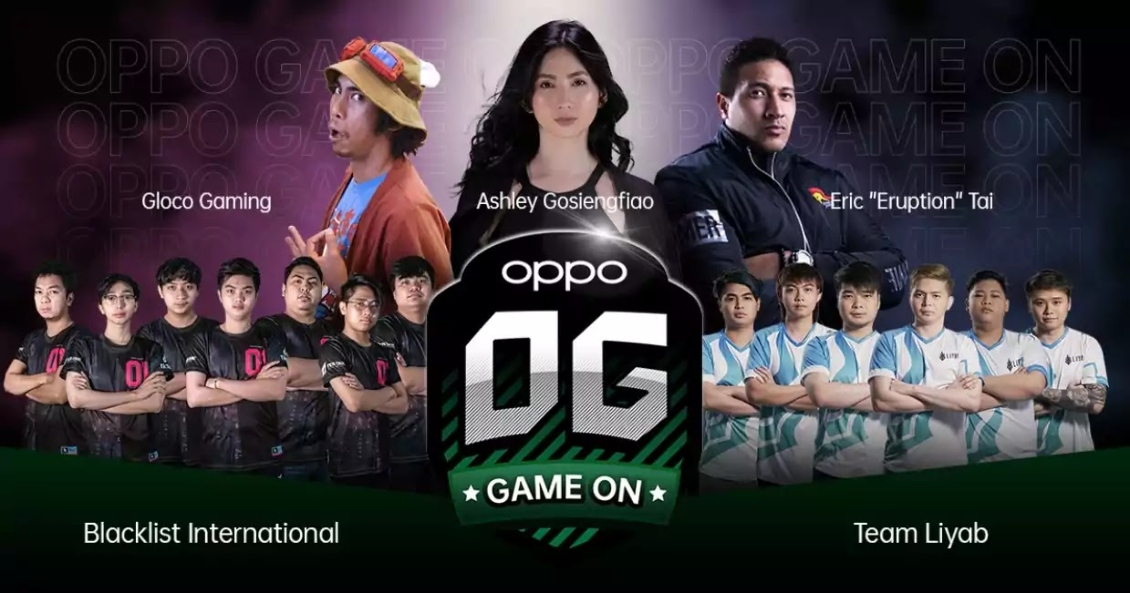 OPPO Gaming Ambassadors