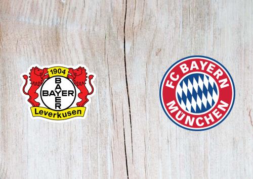 Bayer Leverkusen vs Bayern Munich Full Match & Highlights 6 June 2020