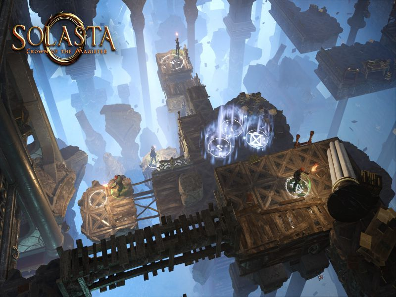 Solasta Crown of the Magister Highly Compressed Free Download