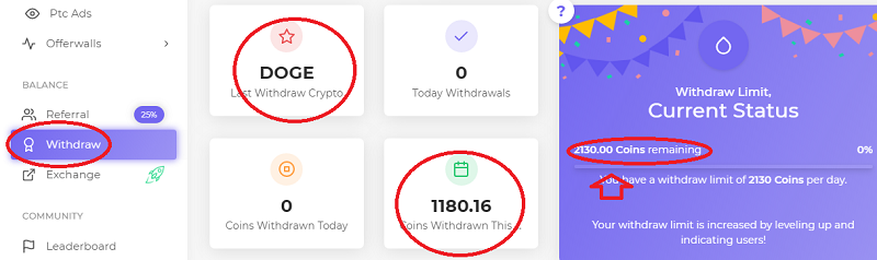 withdraw-faucet