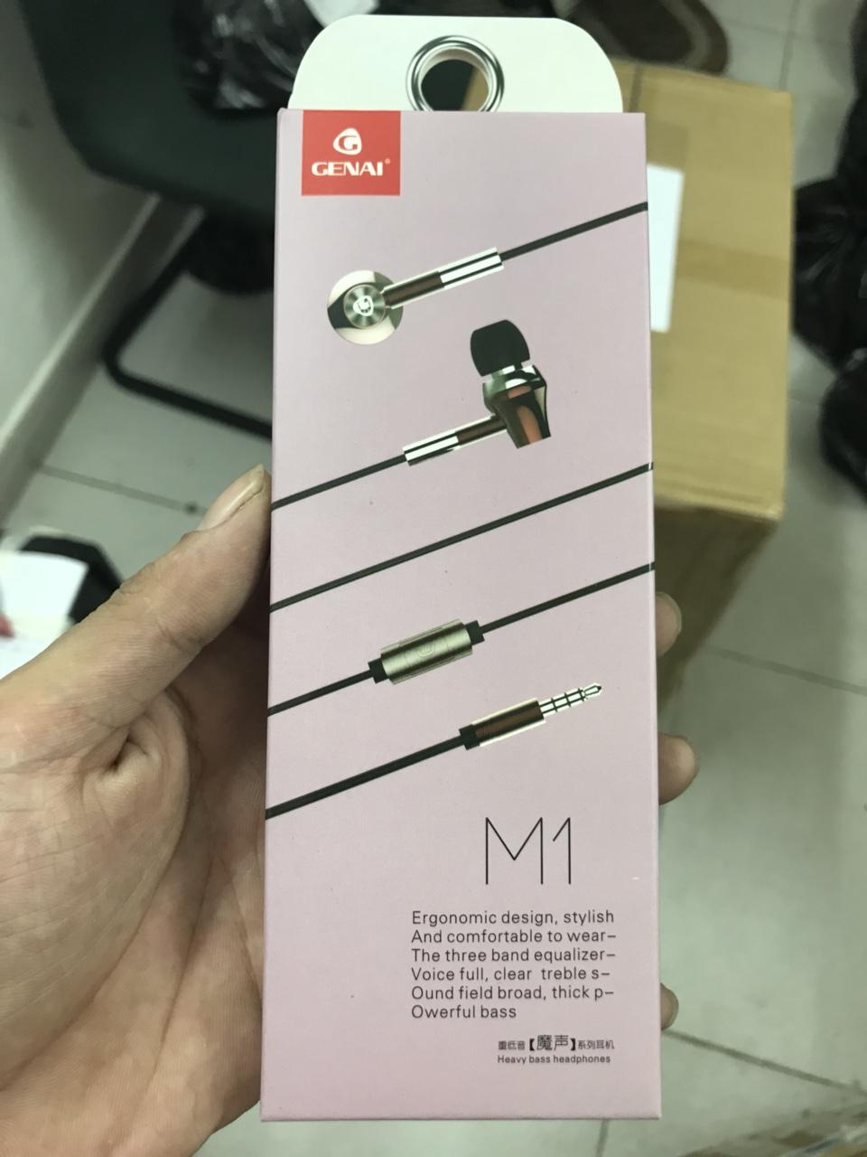 44k - Tai nghe GENAI M1 chính hãng giá sỉ và lẻ rẻ nhất