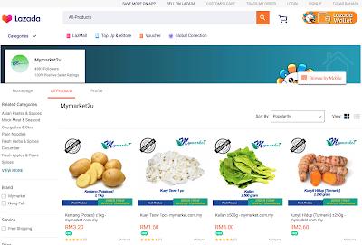 Fresh Vegetables, Poultry & Meat Delivery mymarket2u