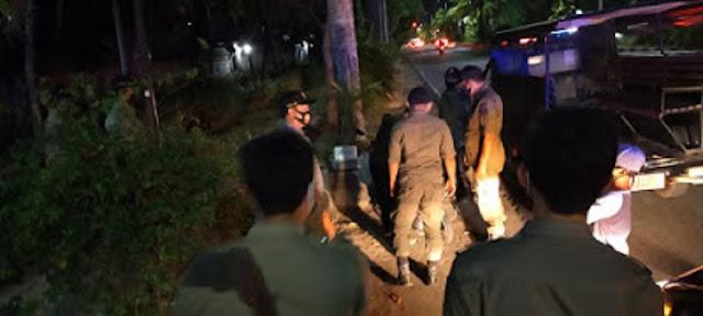 Satpol PP Kembali Tertibkan PKL, 2 Melanggar Perda dan 5 Orang Tanpa Masker