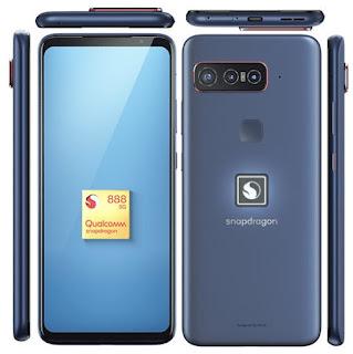 مواصفات و مميزات Asus Smartphone for Snapdragon Insiders