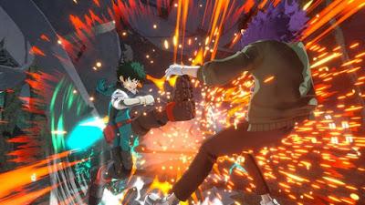 download My Hero Ones Justice 2-CODEX game jadul