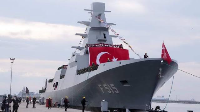 Kena Sanksi CAATSA dari Amerika, Turki Bikin Sendiri Peluncur Rudal untuk Kapal Perang