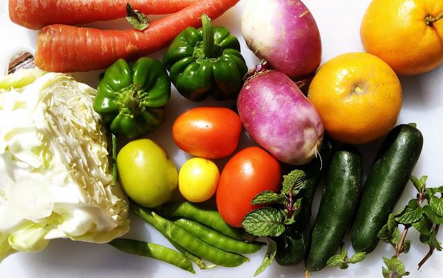 Jak dezynfekować owoce i warzywa przed koronawirusem?