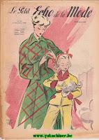 Couture et mode en 1948
