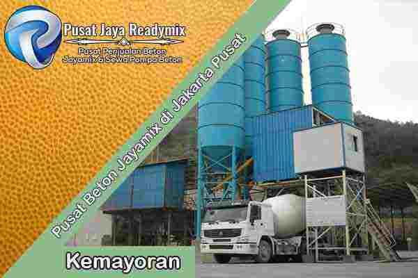 Jayamix Kemayoran, Jual Jayamix Kemayoran, Cor Beton Jayamix Kemayoran, Harga Jayamix Kemayoran