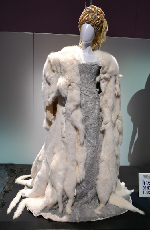 Tilda Swinton Narnia Lion Witch and Wardrobe Jadis costume