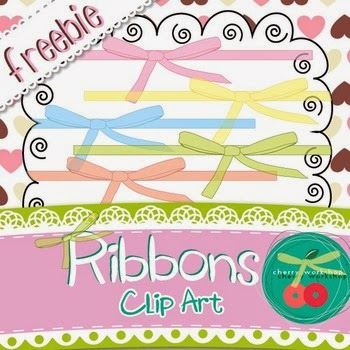 Free Ribbons Clipart by Cherry Workshop