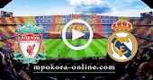 نتيجة مباراة ريال مدريد وليفربول كورة اون لاين 06-04-2021 دوري أبطال أوروبا