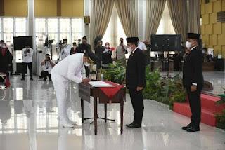 Besok, Gubsu Lantik 7 Kepala Daerah di Sumut, Diantaranya Bupati dan Wakil Bupati Samosir