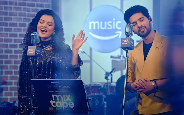 Palak Muchhal & Armaan Malik are all about the love and longing on the 3rd Season of Bhushan Kumar' T -Series' MixTape Rewind, presented by Amazon Prime Music!