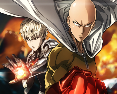 Download One Punch Man BD Batch (Episode 1 - 12) Sub Indo - Nakaonime