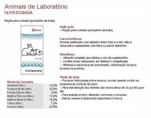 Tabela nutricobaia