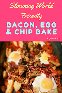 chip bake slimming world recipe