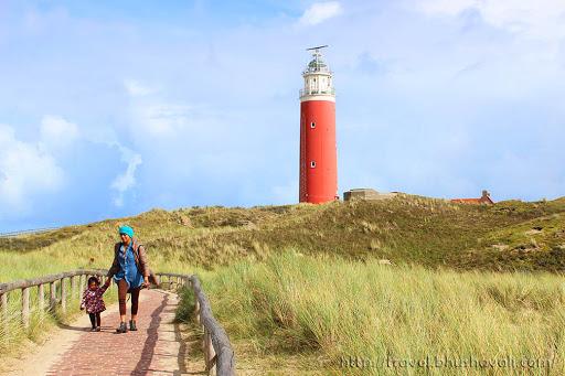 Vuurtoren Lighthouse Texel