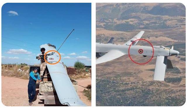 ليبيا، إسقاط طائرة استطلاع عسكرية إيطالية في ترهونة