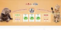 Logo Aniwell ''Food e Fun'' : vinci gratis 1470 premi per gatti o cani