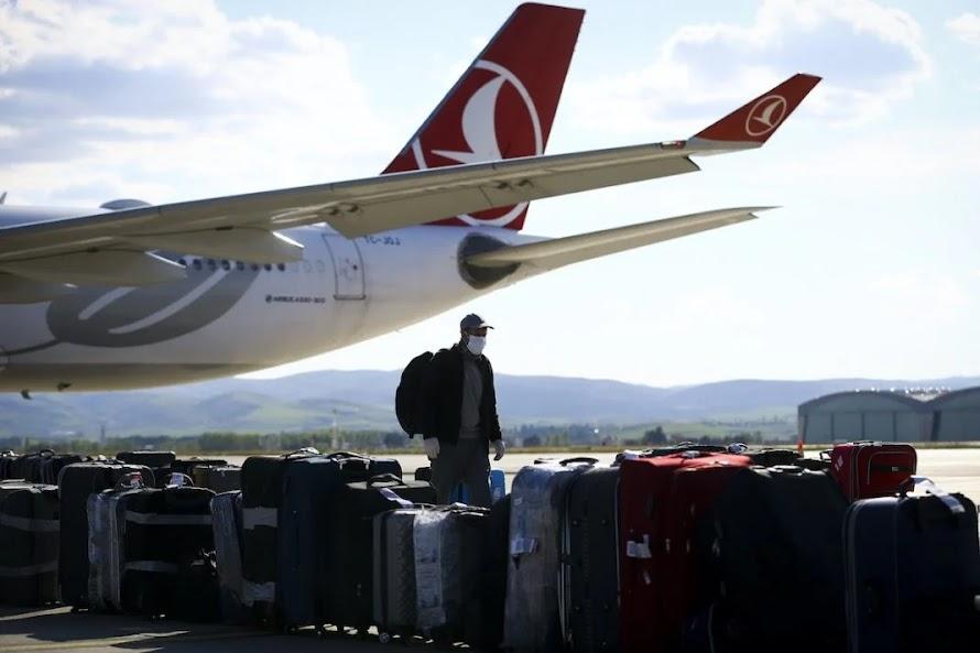 Η Frontex ξεσκέπασε την Turkish Airlines