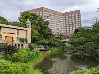 ホテル椿山荘東京 庭園 写真