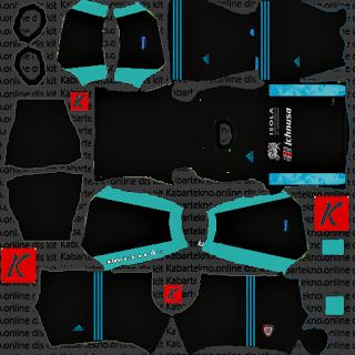 Cagliari GK Home Kits DLS 2021