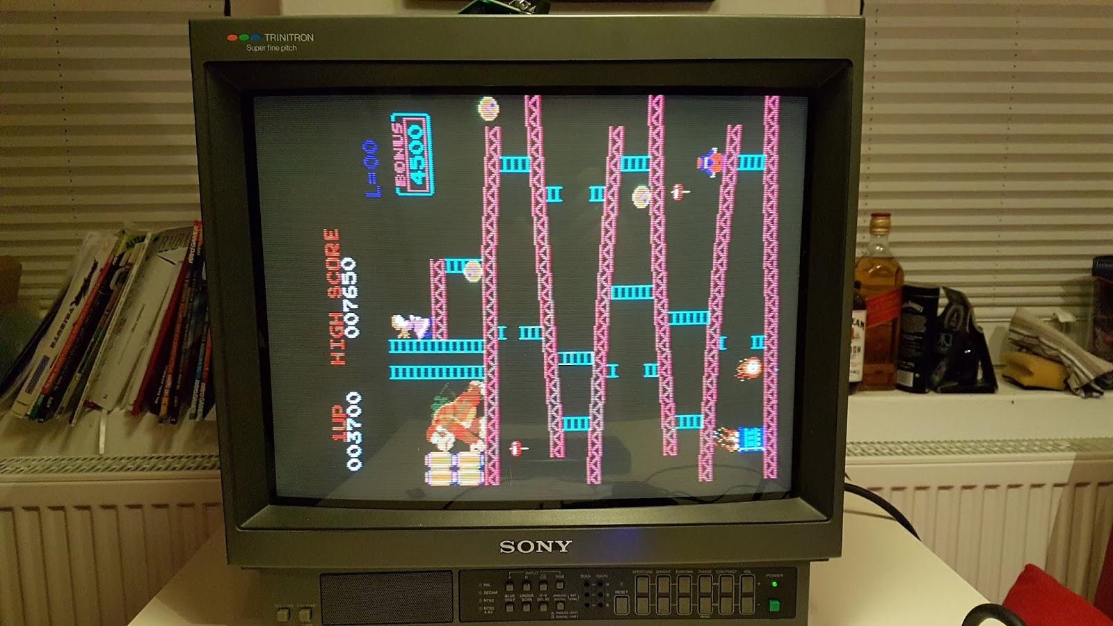 Mister RGB SCART - ArcadeForge
