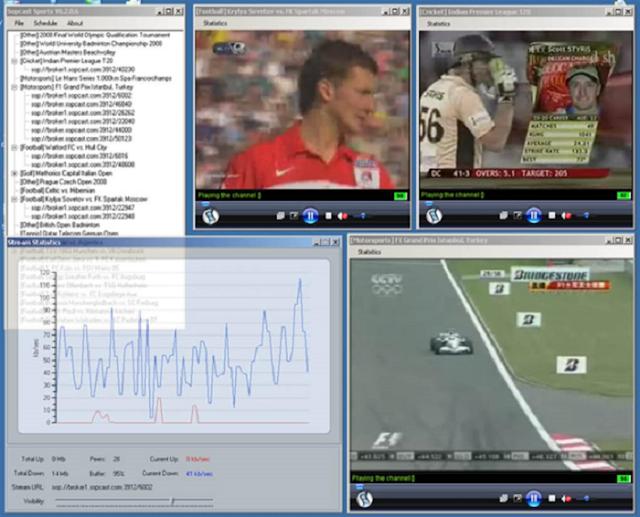 Những phần mềm xem bóng đá phổ biến nhất hiện nay
