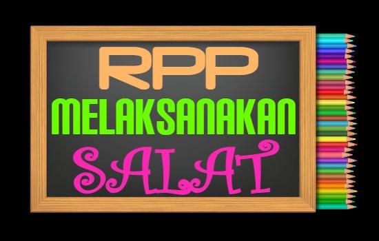 RPP PAI Kelas 4 Semester 2 Tahun 2020/2021, Materi Mari Melaksanakan Salat