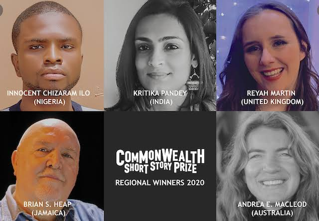 A nigerian wins the 2020 commonwealth story competition - see who #Arewapublisize