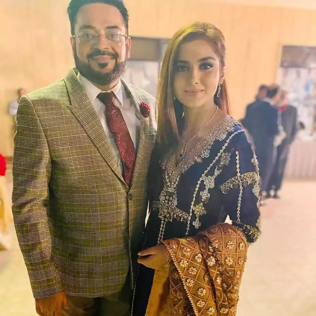 Syeda Tuba Aamir Eid Pictures With Family