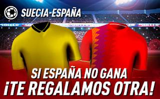 sportium Promo Suecia vs España 15-10-2019