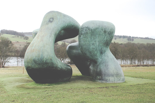 A Trip to Yorkshire Sculpture Park in Photos