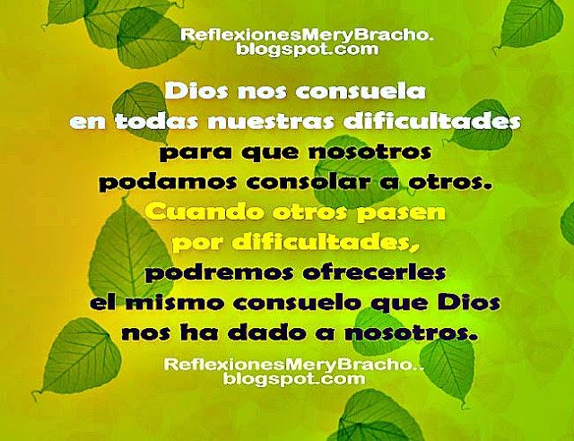 Versículos, citas bíblicas de reflexión con imágenes cristianas por Mery Bracho. Reflexiones cristianas en tarjetas para facebook.