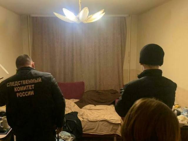 В Мурманске сын помогал полиции искать пропавшую мать, пряча пакеты с её останками внутри дивана