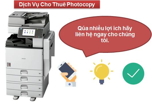 cho thuê máy photocopy đêm nhiều lợi ích
