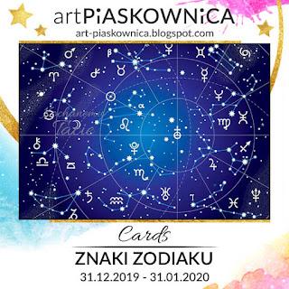 CARDS - znaki zodiaku
