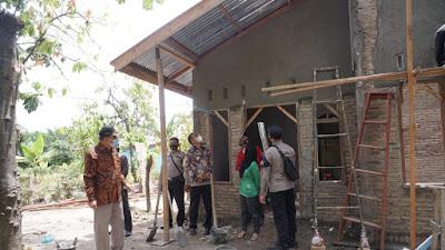 Wali Kota Umar Tinjau Bedah Rumah Taruna Latsitardanus di Tebingtinggi
