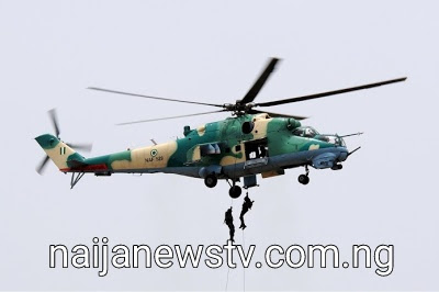 Nigerian Airforce Helicopter Sent to Attack Boko Haram Crashes In Maiduguri