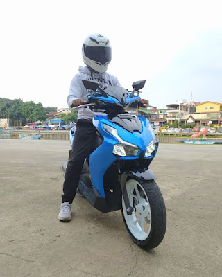 Ride in Style with The All-New AIR BLADE150