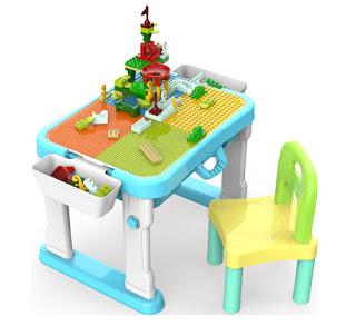 bàn chơi lego đa năng
