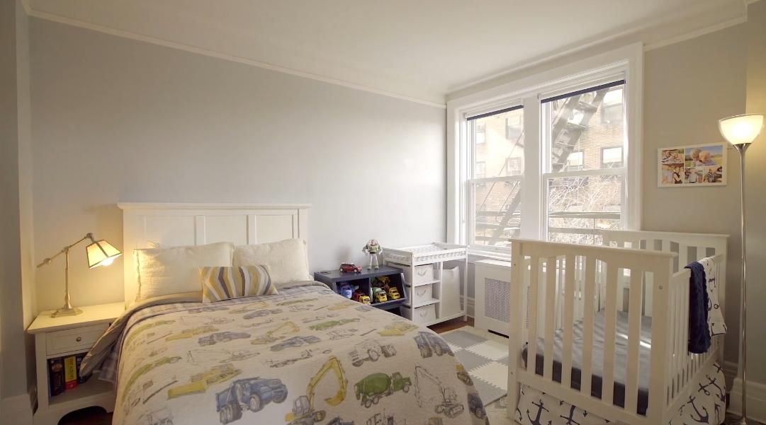10 Interior Design Photos vs. 360 Riverside Dr #4B, New York, NY Condo Tour