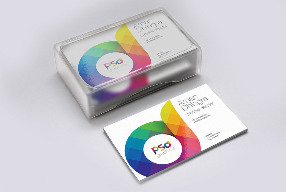 125+ Free Creative Business Card Mockup PSD Templates | MUSIC THEORY
