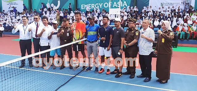 Kejutan! Kalahkan Jatim, Tim Tenis Sumsel Sabet Gelar Juara