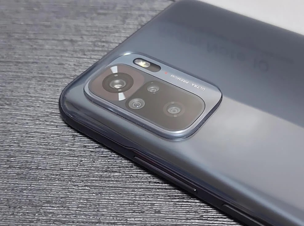 Xiaomi Redmi Note 10 48MP Quad Cameras