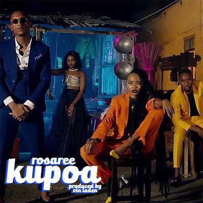 Audio : Rosa Ree – Kupoa (Download)