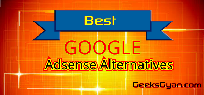Best Adsense Alternatives For Indian Publishers
