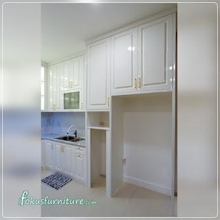 kitchen set finishing duco
