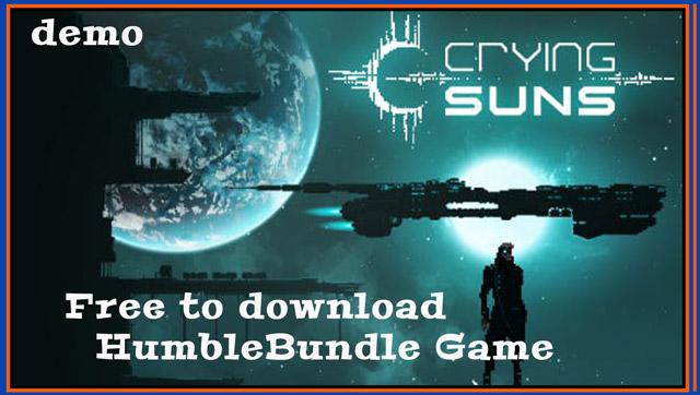 Crying Suns demo game